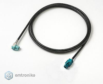 BMW NBT EVO 200 cm retrofit HSD USB cable for armrest fits F10 F15