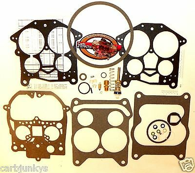 Marine Mercruiser Crusader Volvo Penta Carburetor Repair Kit