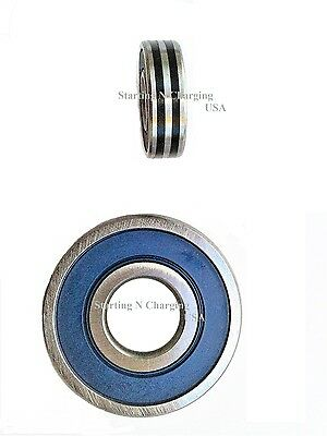 Ford 3G Alternator Repair Kit Regulator Slip Ring Bearings