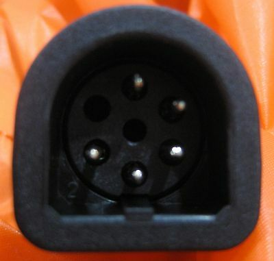 Warn 83665 12 Remote Control Cable Wire Winch Switch Replacement 3 5 Pin Plug