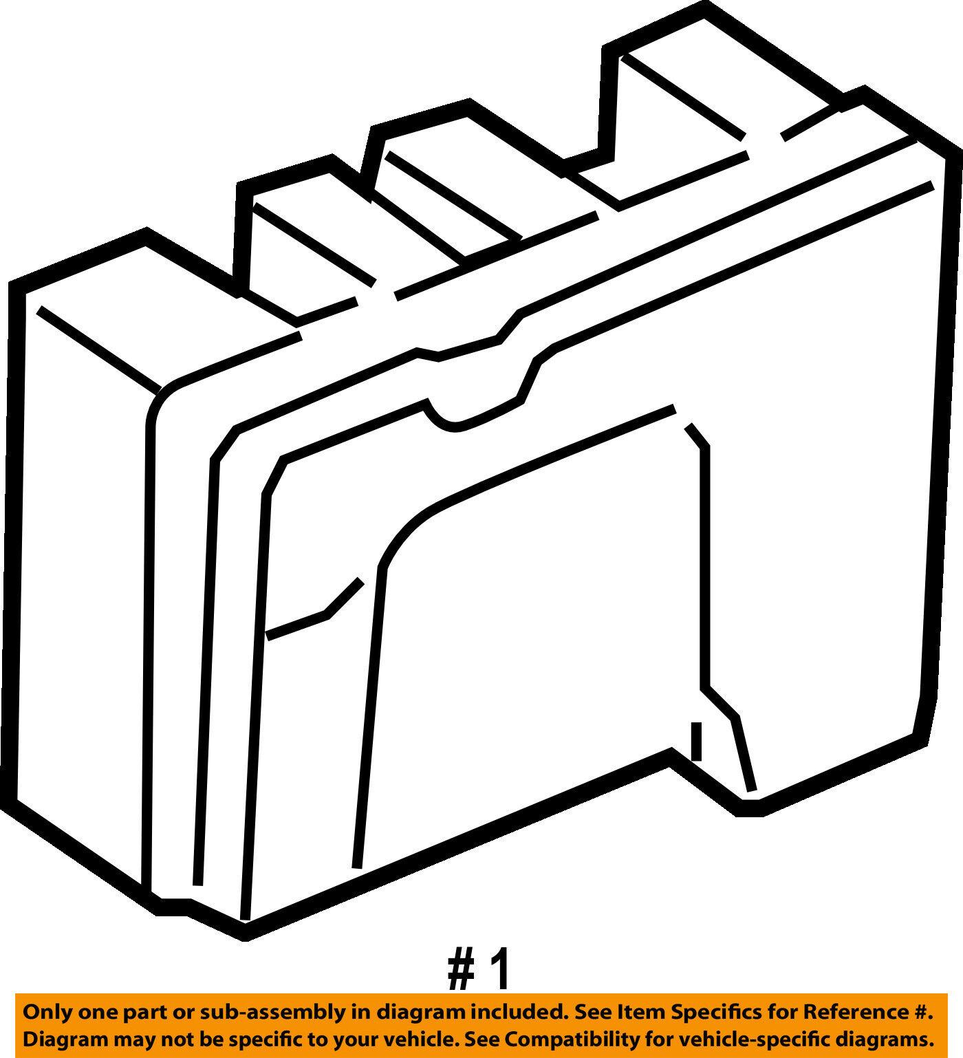 Ford Oem Anti Lock Brakes Control Module 6e5z2c219aa For Sale Diagram