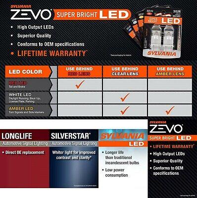 Sylvania Automotive Bulb Guide >> Auto Parts Accessories Car Truck Lighting Lamps