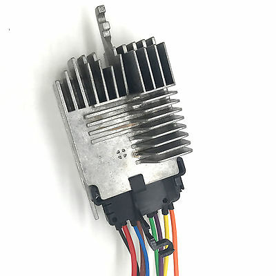 Radiator Fan Control Module for 02-09 Audi A4 A4 Quattro Cabriolet