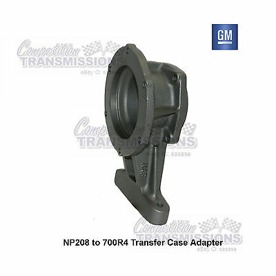 Transfer Case Adapter 700R4 to NP208 NP241 Transmission