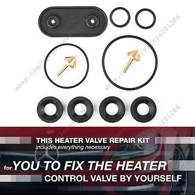 Mercedes-Benz Heater Valve Repair Kit W140, C140 Rebuild Kit