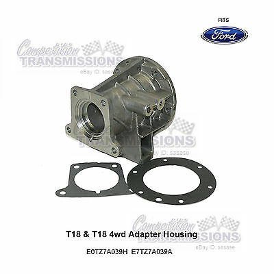 Ford T18 T19 4wd Transmission Transfer Case Adapter Housing