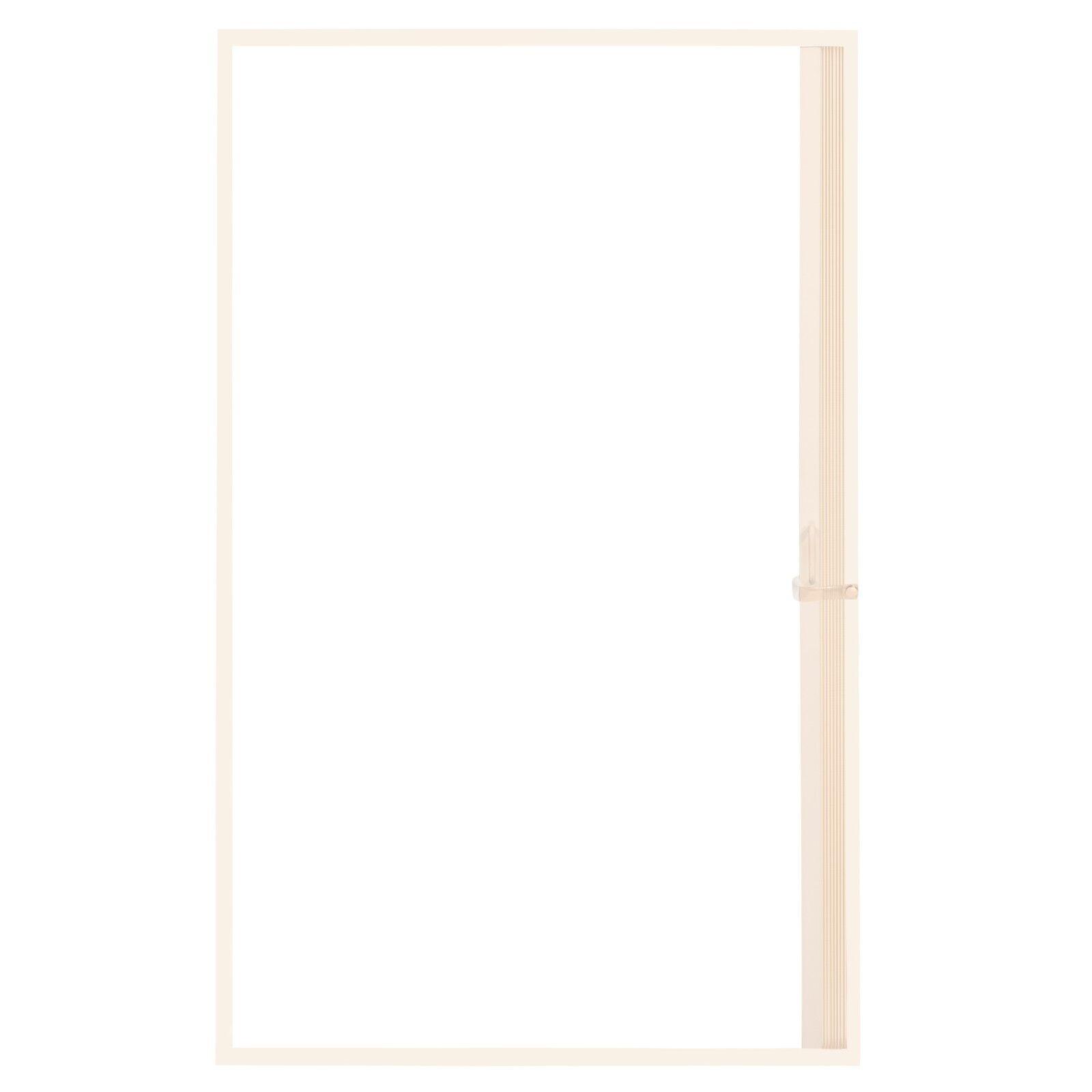 Rv Shower Doors Rv Pleated Folding Shower Doors Ivory 36x 67