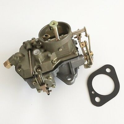 Autolite 1100 Carburetor Manual Choke '64 -'68 Ford 200 223/262