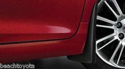 SE//XSE OEM Genuine Toyota PU060-03181-TP 2018-2019 Camry Mudguards 4PC Set