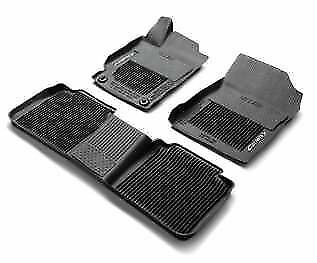 Genuine Toyota 2017 Camry All Weather Floor Liners Mats Rubber Tubs Oem