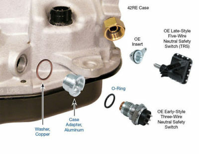 42RE 46RE 47RE Transmission Sonnax NSS Adapter Kit 22179-06K