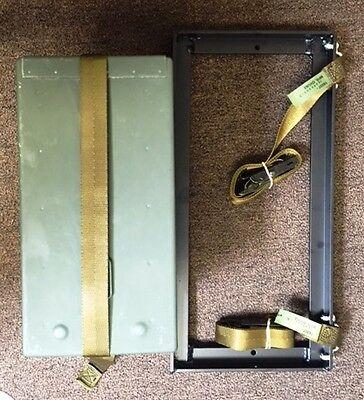 NOS DOUBLE AMMO BOX TRAY/STORAGE TRAY HUMMER HUMVEE HMMWV