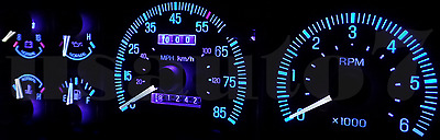 ford f250 instrument cluster bulbs