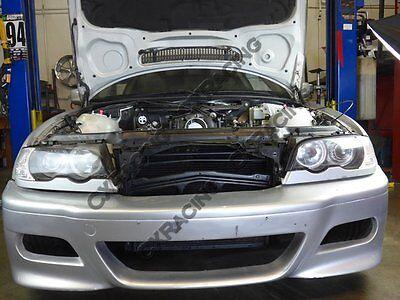CXRacing LS1 Engine T56 Transmission Mounts Kit Header For BMW E46