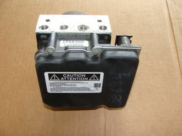 2007 2009 Toyota Camry Abs Pump Embly Without Traction Control Ford Explorer Module