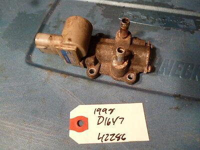 96-00 Honda Civic IACV idle air control valve sensor d16y7 air valve