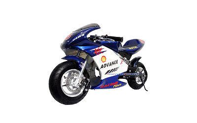 4 Stroke Engine Motor For 39cc 40cc Mini Moto Pocket Bike