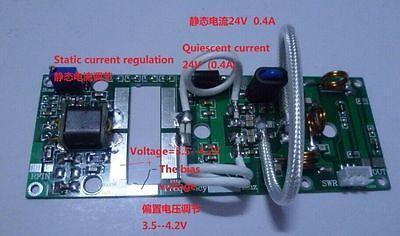 100W FM VHF 80Mhz-170Mhz RF Power Amplifier Board AMP DIY