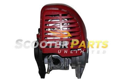 4 Stroke Carburetor Engine Motor Mini Moto Pocket Bike DB40A