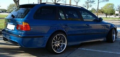 f57b0de78833 BMW E39 Touring Estate Wagon Rear Tailgate Boot Lid Trunk Spoiler Ducktail  Wing.  143.65
