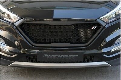 Roadruns Front Radiator Grille UnPainted Mesh Type For 2017+