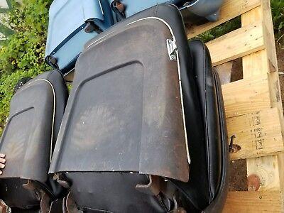 1967 chevelle pontiac gto malibu factory bucket seats with