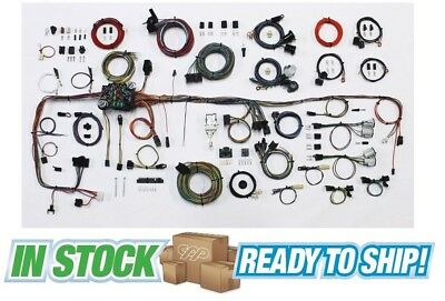 1983-87 CHEVY C10 TRUCK AMERICAN AUTOWIRE WIRING HARNESS KIT 510706 on 83 chevy truck gauge wiring, lt1 wiring harness, 1975 gmc wiring harness, gm truck wiring harness,