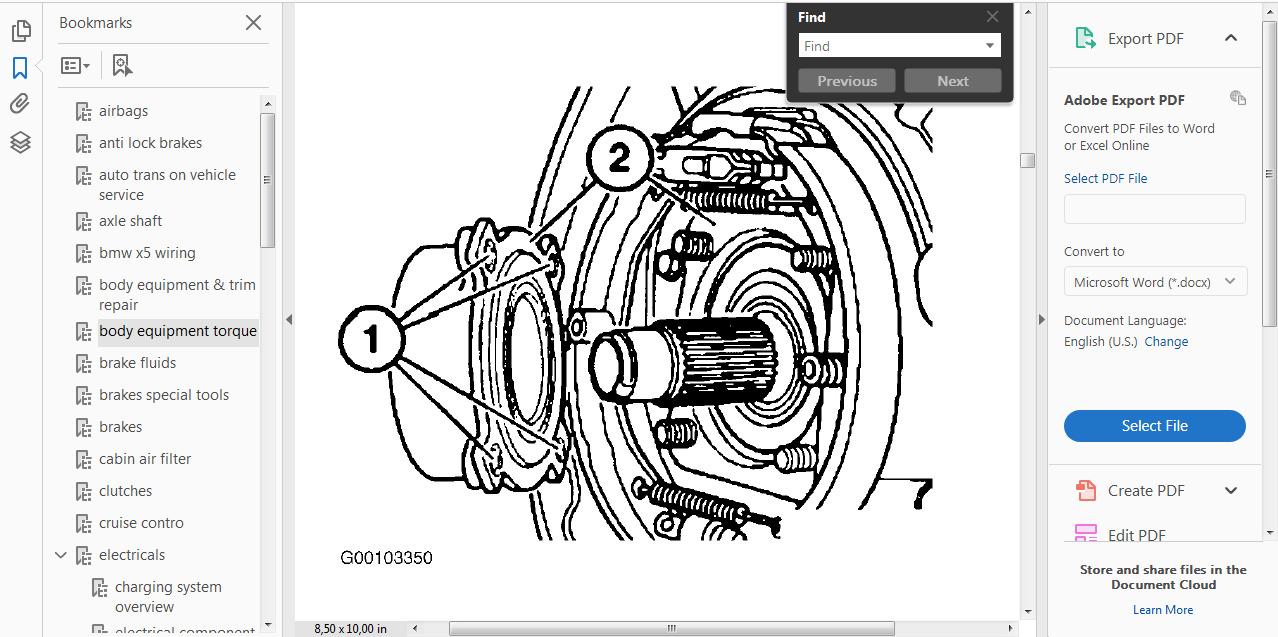 Official Workshop Repair Manual For Bmw Series X5 E53 1998 2006 Ferrari Car Manuals Wiring Diagrams Pdf Sale