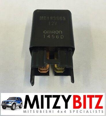 mitsubishi pajero shogun mk2 91-99 fusebox relay mb183865  $4 42