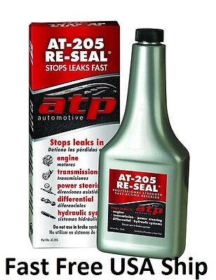 ATP STOP LEAK oil Conditioner gasket RE-SEAL Plow Truck