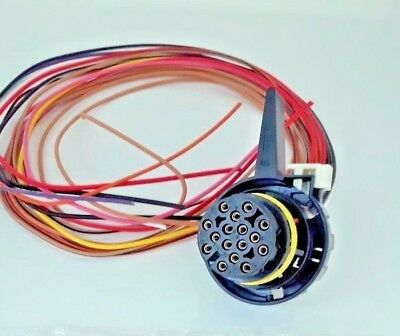 6l80e 6l90e external harness repair kit pigtail wiring plug in connector   $44 95