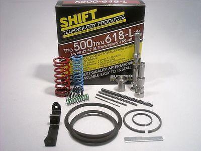 Dodge Transmission Rebuild Shift Kit A500 A518 A618 42RE