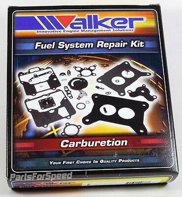 NEW AED 4165 Holley Spreadbore Double Pumper Carburetor Rebuild kit 650-800