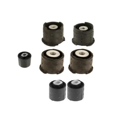 Bmw E46 Rear Subframe Mounts Differential Axle Carrier Bushing