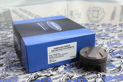 Supertech Pistons Honda K24 with K20 K20A K20Z Cyl Head 88mm Bore