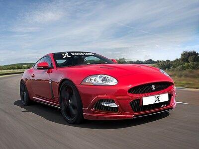 Jaguar xk xkr xkr-s front bumper fx For Sale