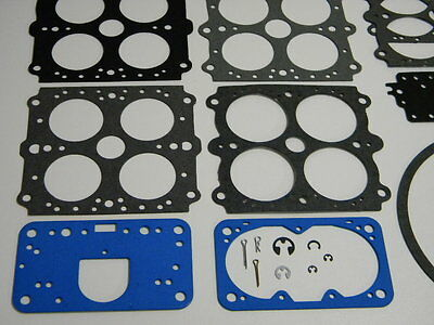 Holley 4150 Performance Carburetor Rebuild Kit Vacuum
