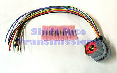5R55W 5R55S NEW EXTERNAL WIRE HARNESS REPAIR SOLENOID PACK ... on