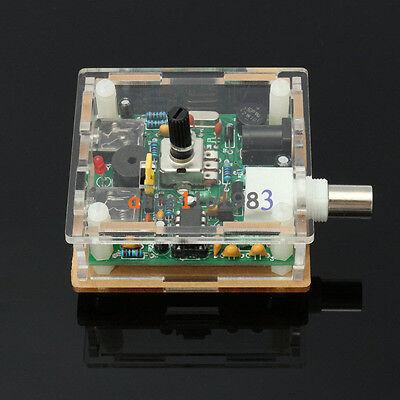 DIY 9-13 8V S-PIXIE CW QRP Shortwave Radio Transceiver Kit 7 023Mhz