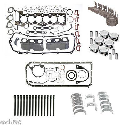 BMW E39 E46 E53 E83 X5 M54 3 0 - Engine Rebuild Kit 01-06 Gasket