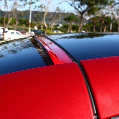 CHROME//RED METAL 1.5L ENGINE RACE MOTOR SWAP EMBLEM BADGE FOR TRUNK HOOD DOOR