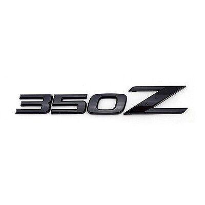 5x 350 Z Symbol Car Body Front Rear Emblem Stickers For Nissan 350z
