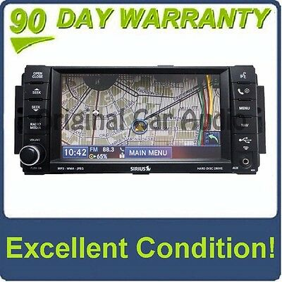 CHRYSLER JEEP DODGE Ram MyGig Navigation Radio CD MP3 DVD