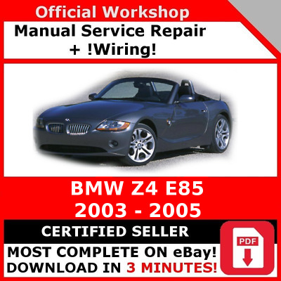 z4 workshop manual
