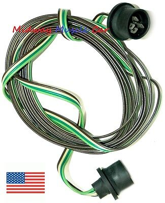 rear body intermediate 67-72 wiring harness chevy short bed pickup truck  blazer  $45 00