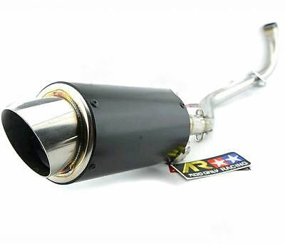 HONDA MSX 125 GROM AODONLY RACING LOW MOUNT EXHAUST/SF 2013