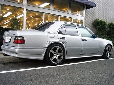 Mercedes Benz W124 AMG 3 Style Full Rear Bumper Spoiler For Coupe