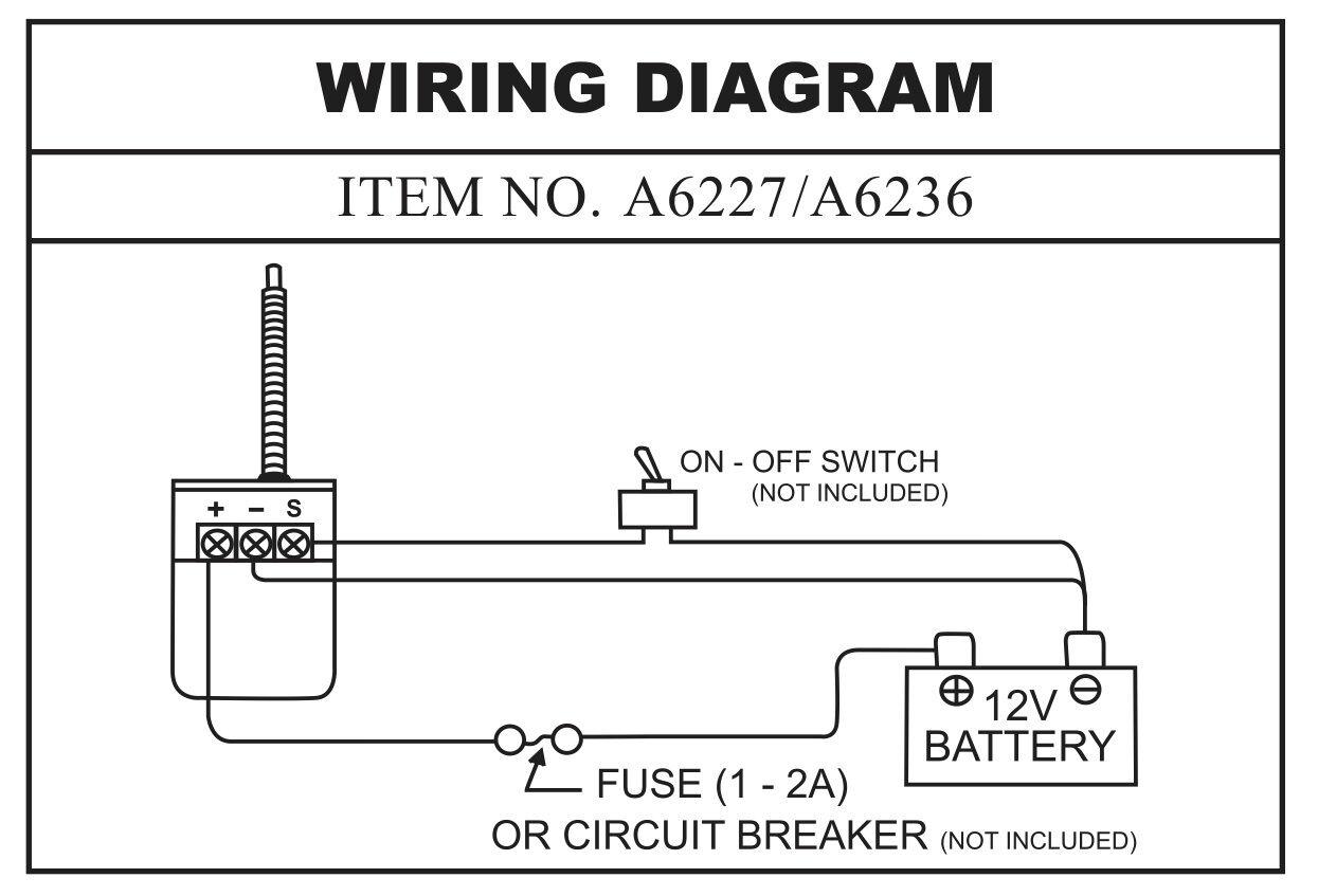 Windshield Wiper Motor Wiring Diagram Windshield Wiper Motor Wiring