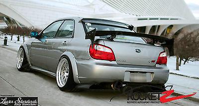 NEW MOLD 02-07 Subaru Impreza WRX STi Karlton Style Wide