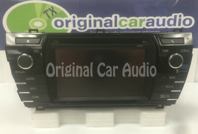 REPAIR 2014 2015 Toyota Corolla OEM Touch Screen Replacement